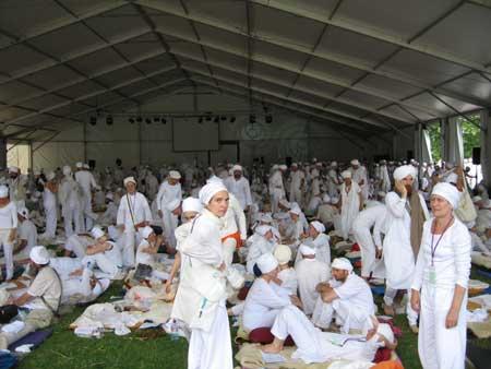 Kundalini Yogafestival 2009 - Weisses Tantra Yoga