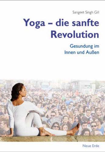 Buchbestellung: Yoga - die sanfte Revolution inkl. Numerologischer Widmung vom Autor